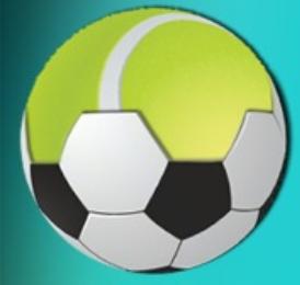 Tennis meets Fußball